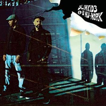 LP Slimkid3 & DJ Nu-Mark - Slimkid3 & DJ Nu-Mark VINYL DUPLO IMPORTADO LACRADO