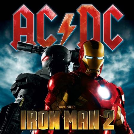 Ac/Dc - Iron Man 2 (CD Digipack)
