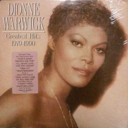 LP Dionne Warwick - Greatest Hits (1979-1990) IMPORTADO LACRADO