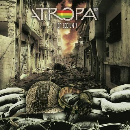 Atropa Ep Zodium 1 - Musica O Meu Conceito De Guerra