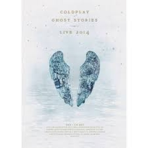Coldplay - Ghost Stories Live 2014 DVD + CD