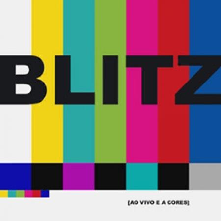 Blitz - Ao Vivo e a Cores (CD)