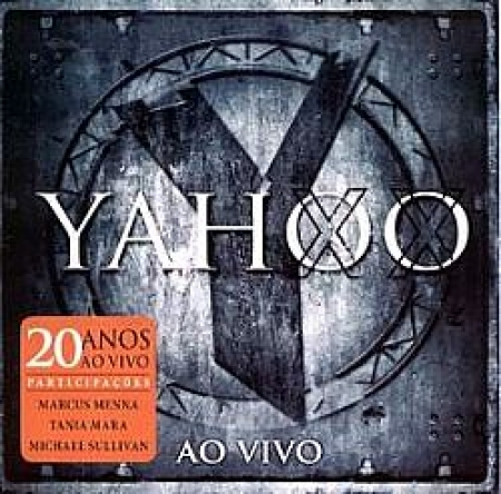 Yahoo - 20 Anos - Ao Vivo - (CD)