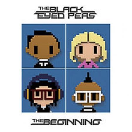 The Black Eyed Peas - The Beginning (CD Digipack)