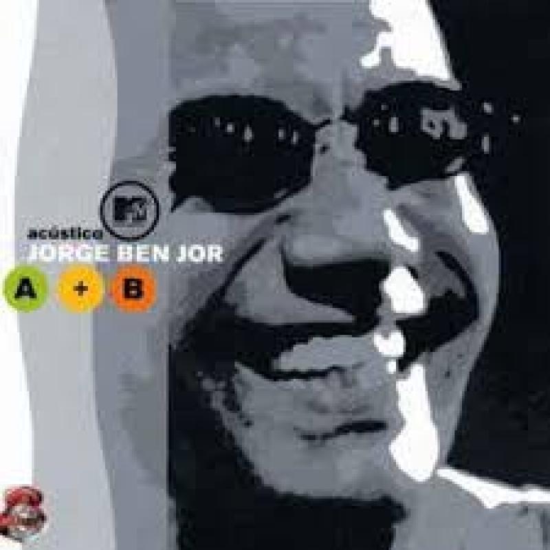 Jorge Ben Jor - Acustico MTV (CD) DUPLO