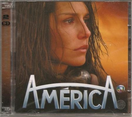 America - Nacional e Internecional (CD Duplo)