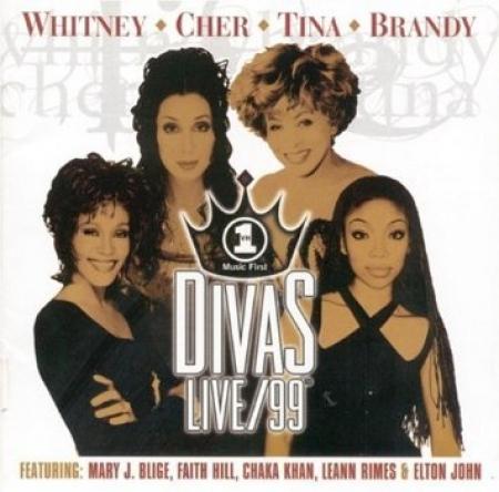 DIVAS - Vh1 Divas Live 99