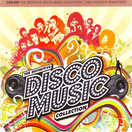 Disco Music - The Definitive Collection (3 CDs)