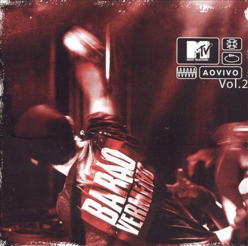 Barao Vermelho - Mtv Ao Vivo - Vol. 2 (CD)