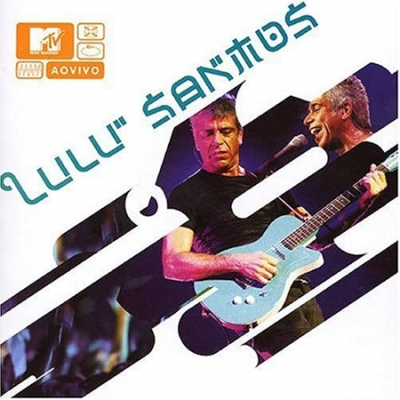 Lulu Santos - Mtv ao Vivo (CD)