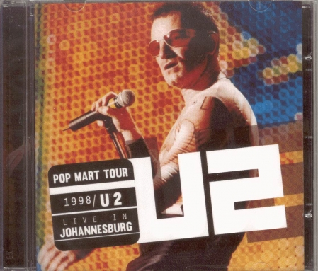 U2 - Live In Johannesburg (CD)