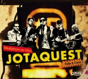 Jota Quest - Folia & Caos - Multishow Ao Vivo (CD)