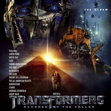 Transformers - Revenge of the Fallen - The Album (CD)
