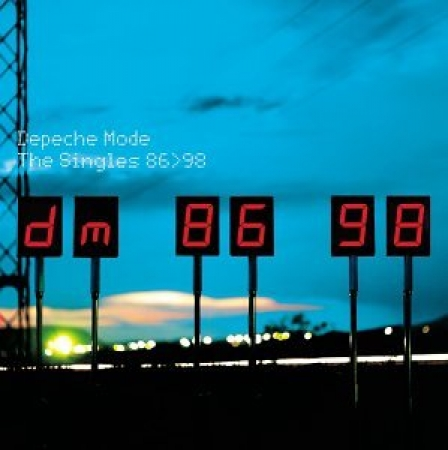 Depeche Mode - The Singles 86 98 (CD Duplo)