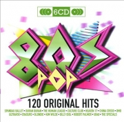 80s Pop - Various - Original Hits - 80s Pop (6 CDs)