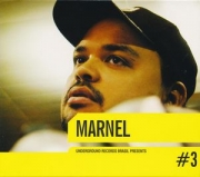 Underground Records Brasil Presents 3 - Marnel (CD)