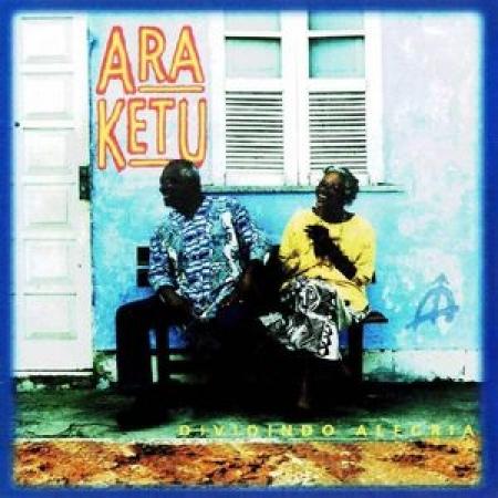 Ara Ketu - Dividindo Alegria (CD)