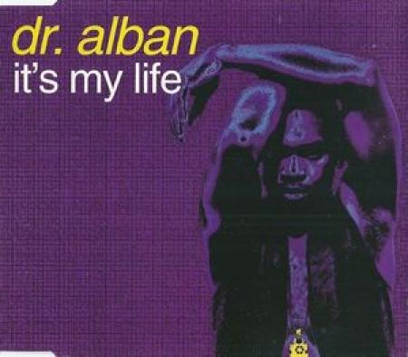 Dr. Alban - Its My Life IMPORTADO LACRADO (CD SINGLE)