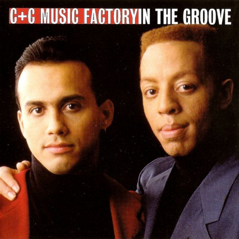 C + C Music Factory - In the Groove IMPORTADO LACRADO