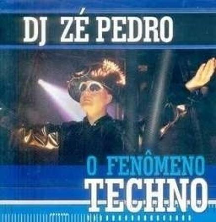 DJ Ze Pedro - O Fenomeno Techno (CD)