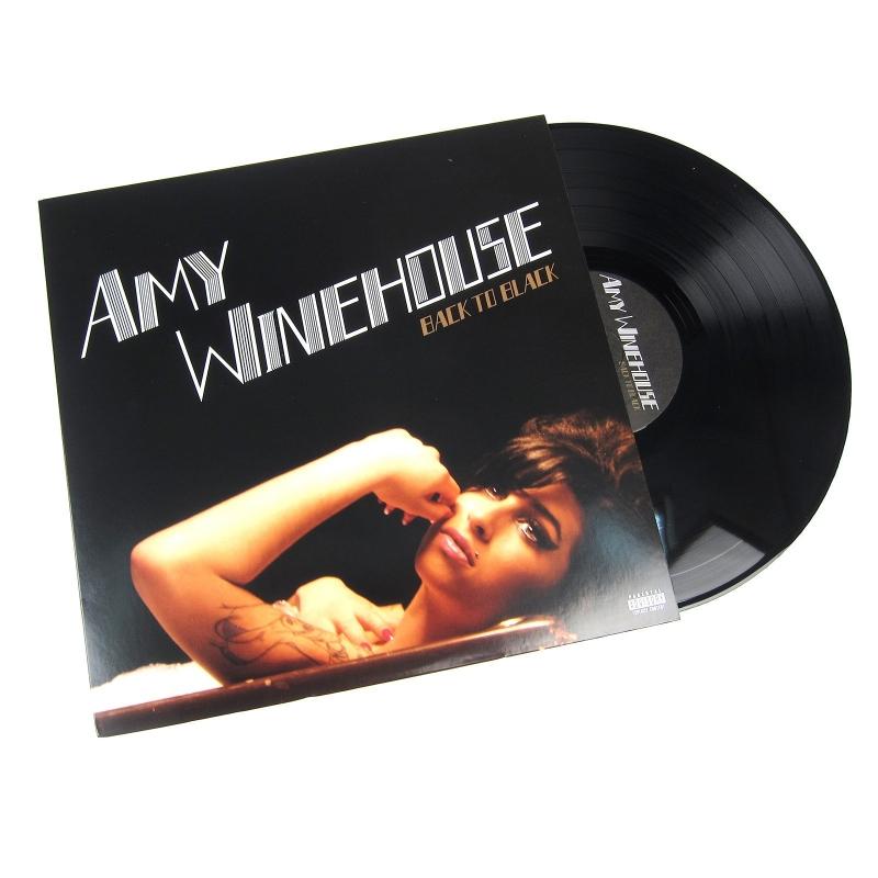 LP Amy Winehouse - Back to Black (VINYL IMPORTADO LACRADO)