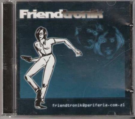 Friendtronik (CD)