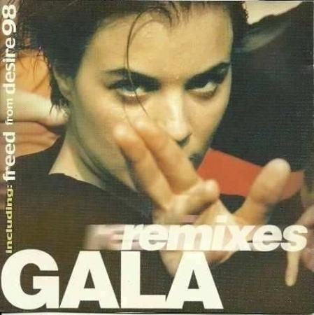 Gala - Remixes (CD)