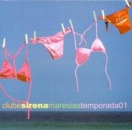 Clube Sirena Maresias Temporada 01 (CD)
