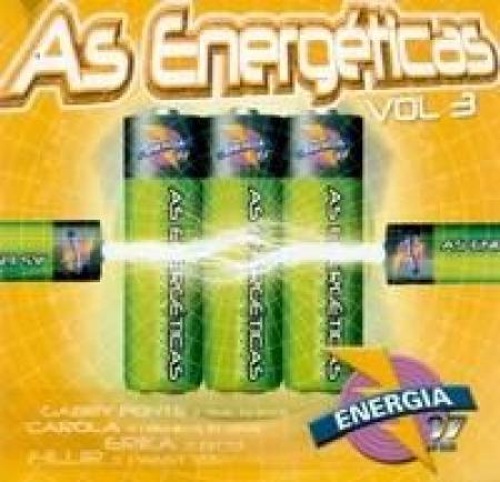 As Energeticas Vol.3 (CD)