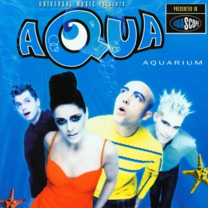 Aqua - Aquarius (CD)