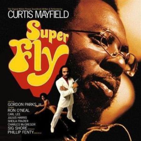 LP Curtis Mayfield - Super Fly (VINYL IMPORTADO LACRADO)