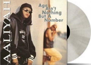 LP Aaliyah - Age Aint Nothing But a Number VINYL BRANCO DUPLO IMPORTADO LACRADO