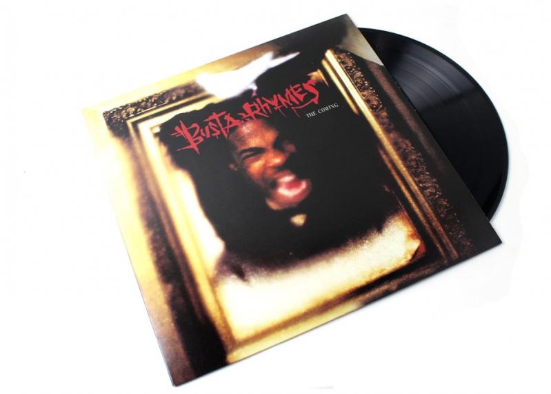 LP Busta Rhymes - The Coming (VINYL DUPLO) (664425271812)