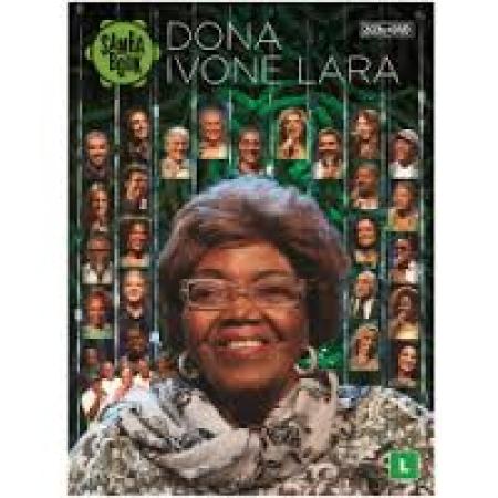 Dona Ivone Lara - Sambabook  CD Duplo + DVD