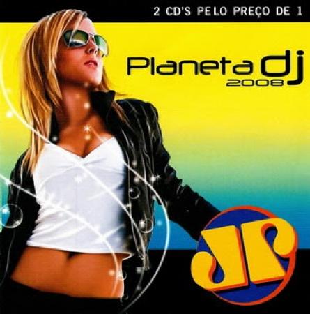 Jovem Pan - Planeta DJ 2008 (CD)