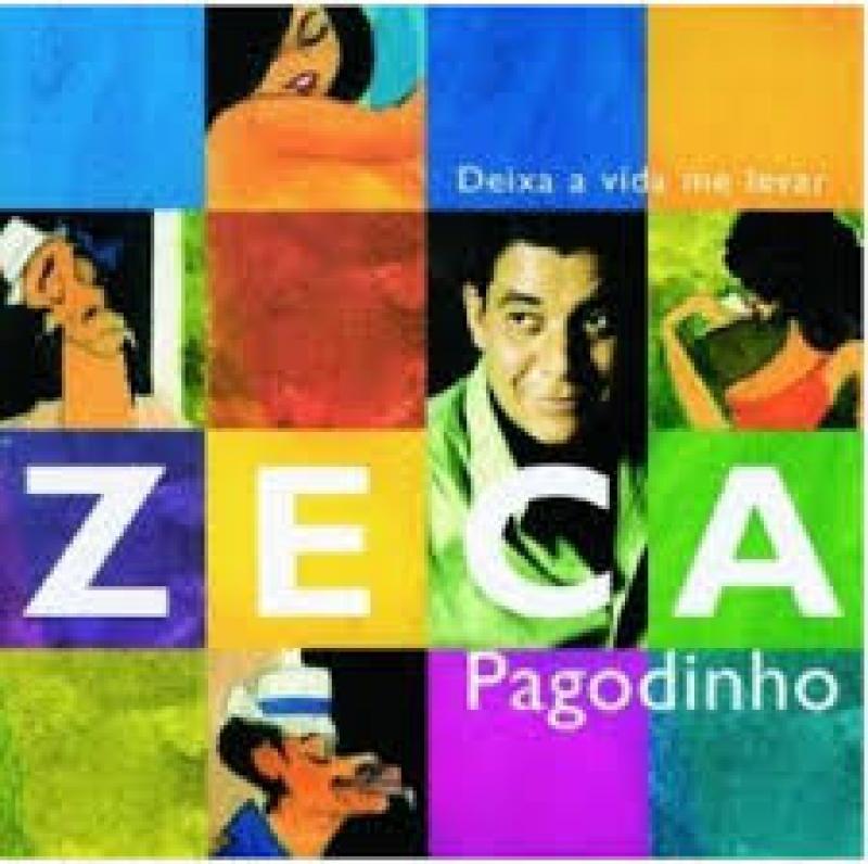 Zeca Pagodinho - Deixa a Vida Me Levar (CD)