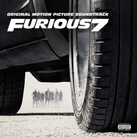 Furious 7 - VELOZES E FURIOZOS 7 (CD)