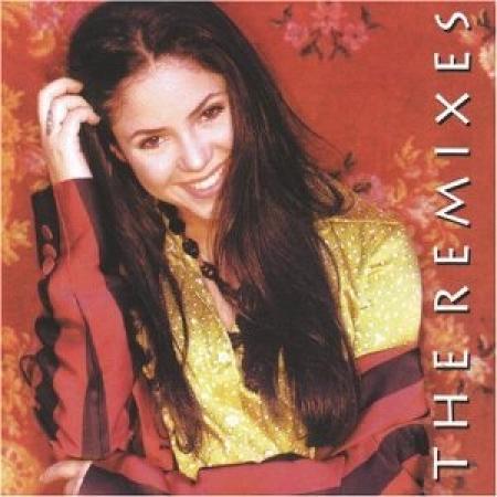 Shakira - The Remixes (CD NACIONAL)