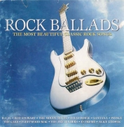 Rock Ballads - The Most Beautiful Classic Rock Songs (CD Duplo)