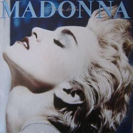 LP Madonna - True Blue VINYL