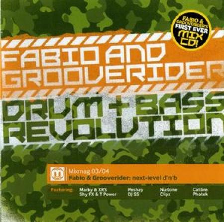 Fabio e Grooverider - Drum + Bass Revolution (CD)