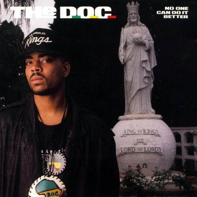 The D.O.C - No One Can Do It Better (CD)