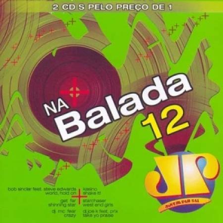 Jovem Pan Na Balada 12 (CD)