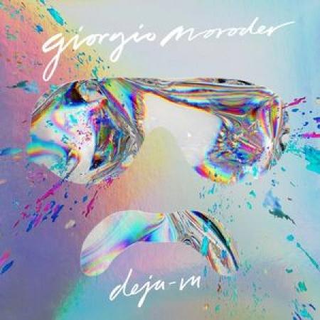 Giorgio Moroder - Deja Vu Deluxe Asia Importado Capa Holografica