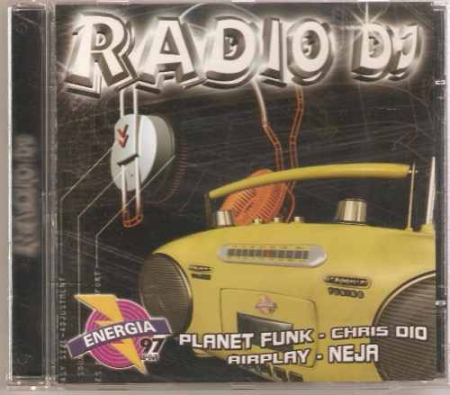 Radio Dj - Energia 97 (CD)
