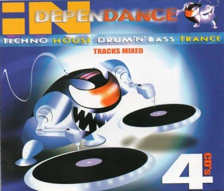 Box In Depen Dance - (4 CDs)