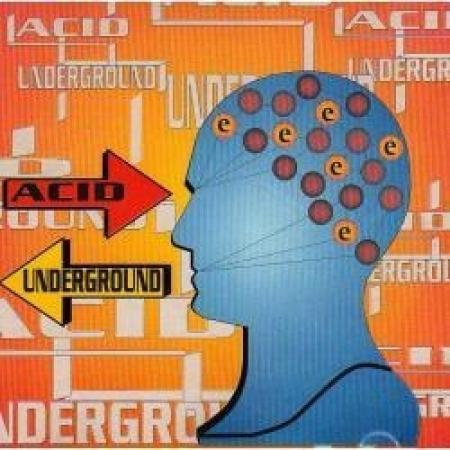 Acid Underground (CD)