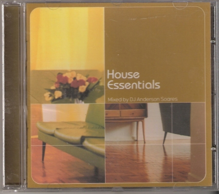 House Essentials - Mixed By Dj Anderson Soares (CD)