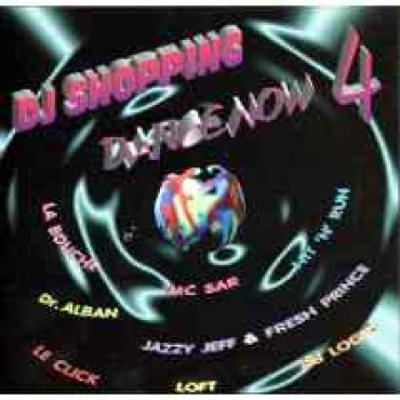 DJ Shopping - Dance Now 4 (CD)