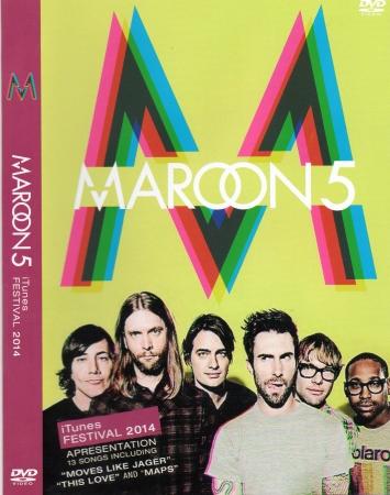 Maroon 5 - iTunes Festival 2014 (DVD)